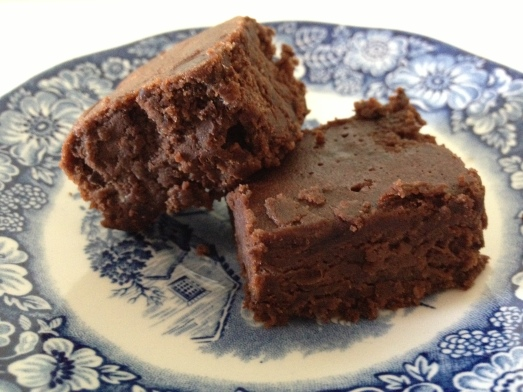 secret ingred brownies