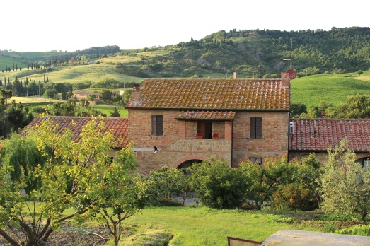 agriturismo hill view