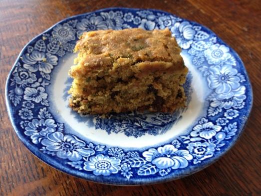 kale cake