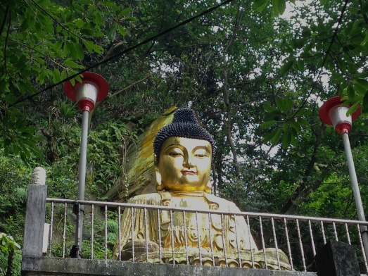 fairy temple buddha