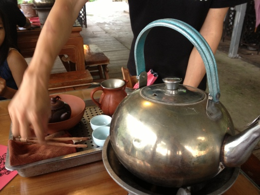 maokong tea kettle