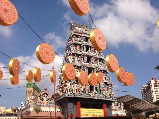 hindu cny