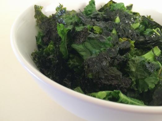 seaweed kale