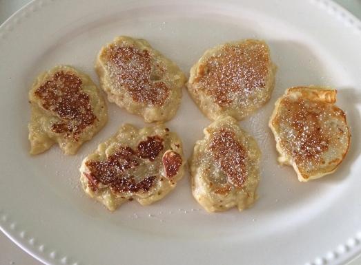 apply pancakes