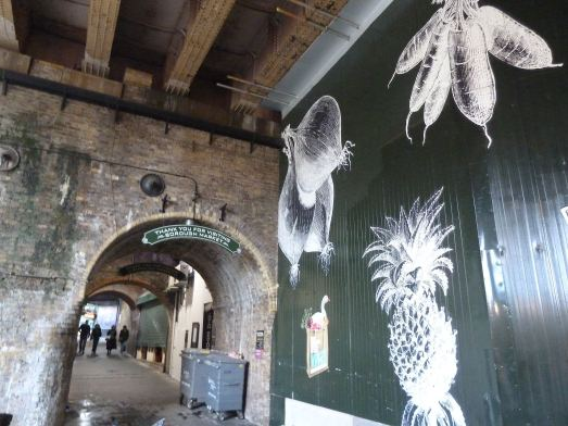 borough market alley
