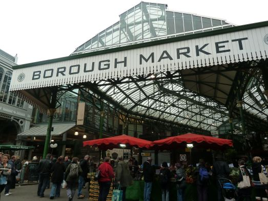 borough market pavilion