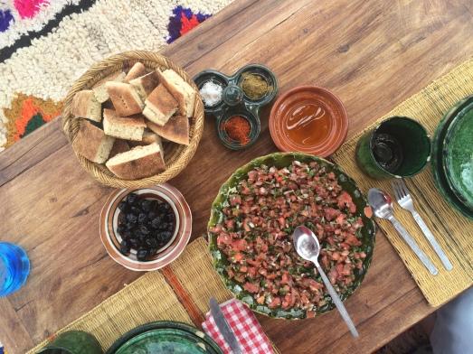 salade marocaine w rug